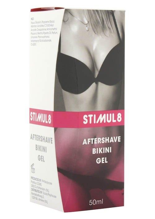 Stimul8 After Shave Bikini Gel 50ml