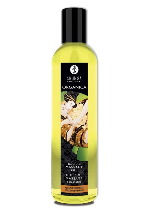 Shunga Massage Oil Sweet Almond