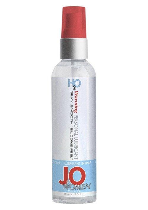 Jo For Women H20 Lube Warming 120ml