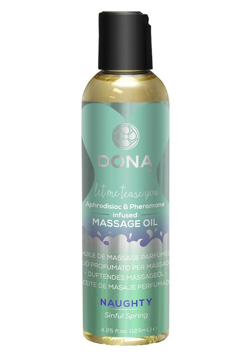 Massage Oil Sinful 120 ml