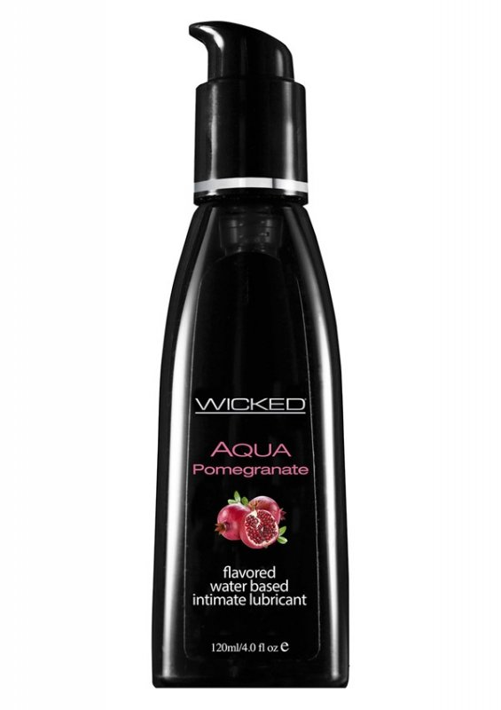 Pomegranate Wb Lube 120 ml