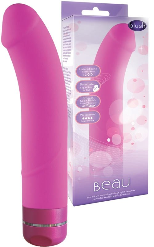 Luxe - Beau Fuchsia
