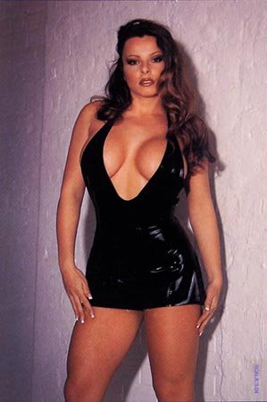 Erotic Mini Dress Black Small