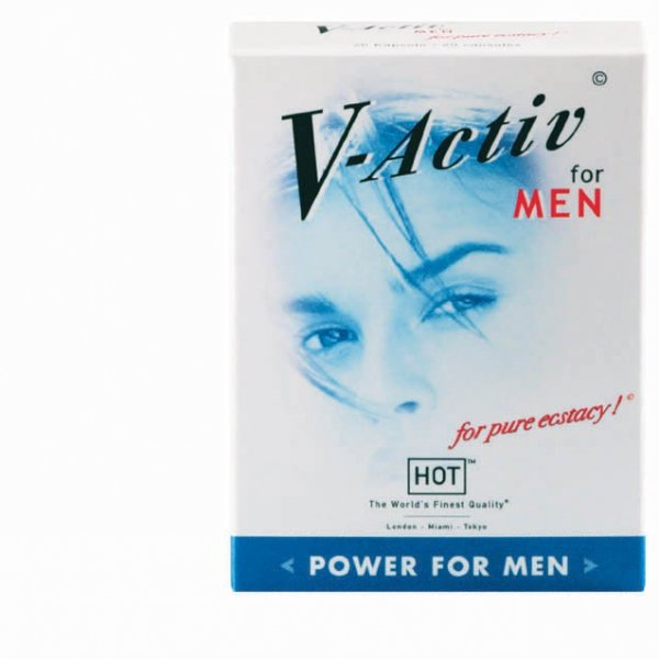 V-Activ For Men-20 Caps