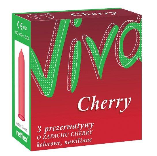 Viva Cherry 3  (1op x 3 szt.)