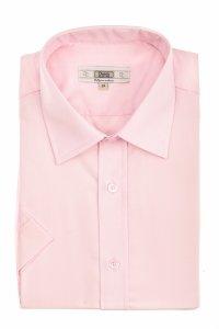 Koszula męska Slim - różowa