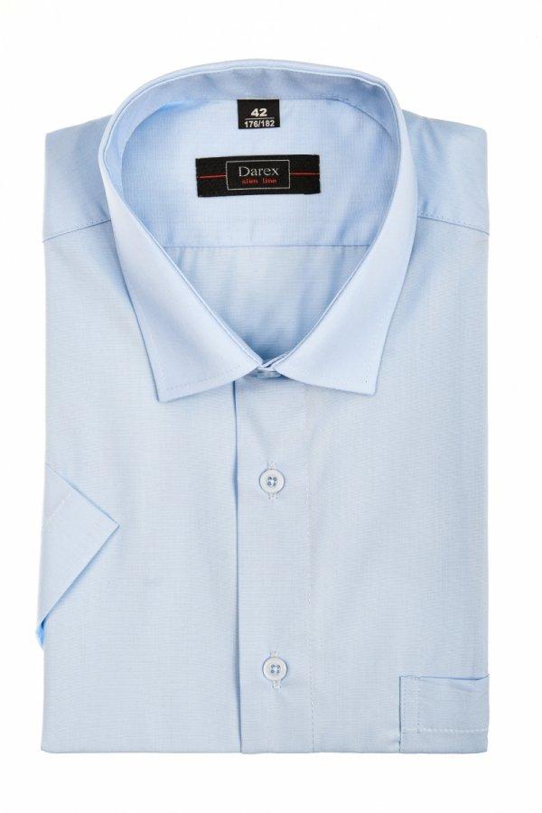 Koszula męska XXL - niebieska