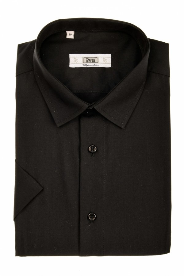 Koszula męska XXL - czarna