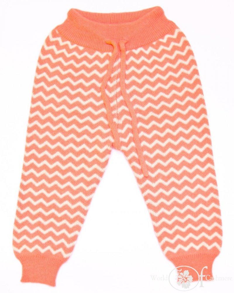 Spodnie merino dla niemowląt