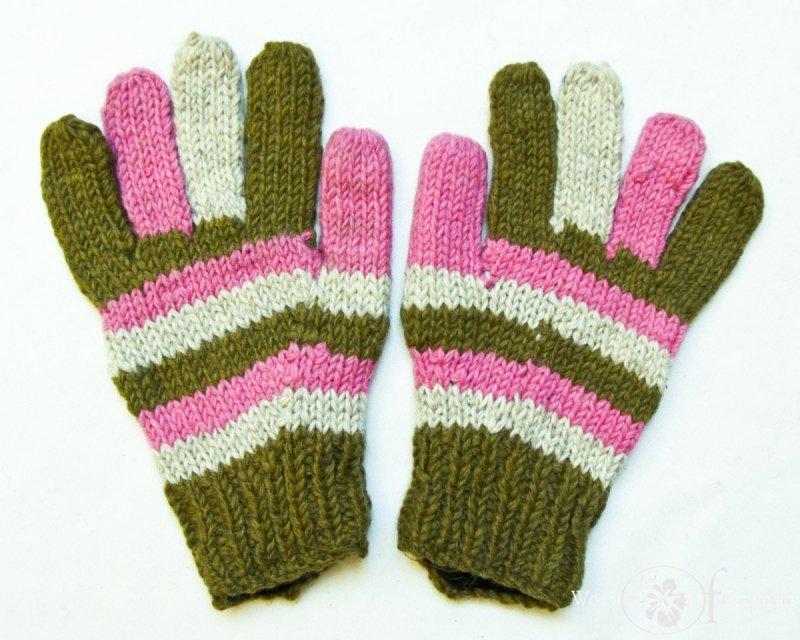 Rękawiczki pięciopalczaste