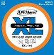 D'Addario EXL (10-46) Nickel Wound