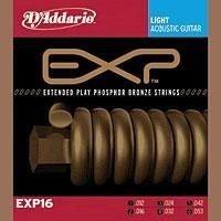D'Addario EXP16 Struny do gitary akustycznej