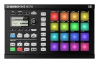 Native Instruments MASCHINE MIKRO MK II (black) groove production studio
