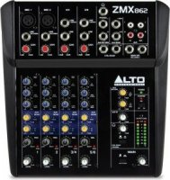 Alto Professional ZMX862 Mikser audio