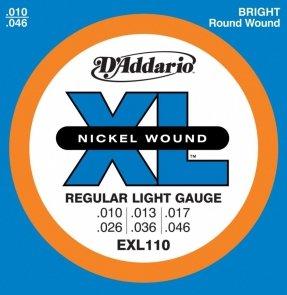 D'Addario EXL (10-46) Nickel Wound