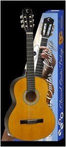 TANGLEWOOD DBT-34 3/4 Gitara klasyczna - zestaw