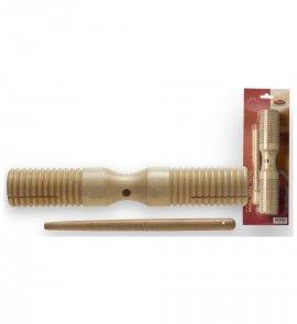 STAGG GDTB 125 L - Gwutonowe guiro drewniane