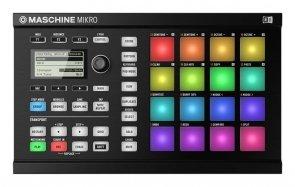 Native Instruments MASCHINE MIKRO MK II (black) groove production studio