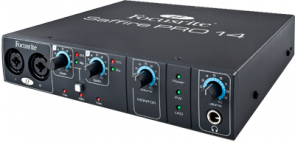 FOCUSRITE SAFFIRE PRO14 Interfejs audio