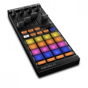 Native Instruments TRAKTOR KONTROL F1 kontroler DJ REMIX