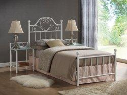 Łóżko LIMA 90x200 białe