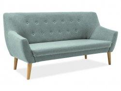 Sofa NORDIC 3 mięta/buk