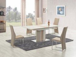 Stół rozkładany CAMERON szampański/dąb sonoma