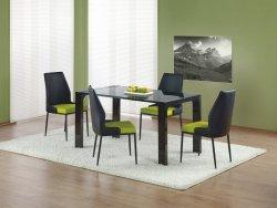 Stół KEVIN czarny lakierowany