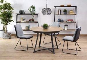 Stół rozkładany MORETTI dąb naturalny/popielaty
