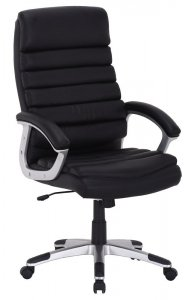 Fotel obrotowy Q087 czarny