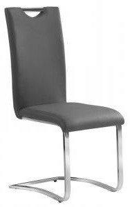 Krzesło H 790 szare
