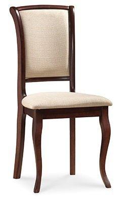 Krzesło drewniane MN-SC ciemny orzech T01