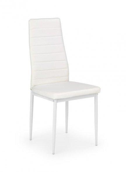 Krzesło metalowe K70 białe