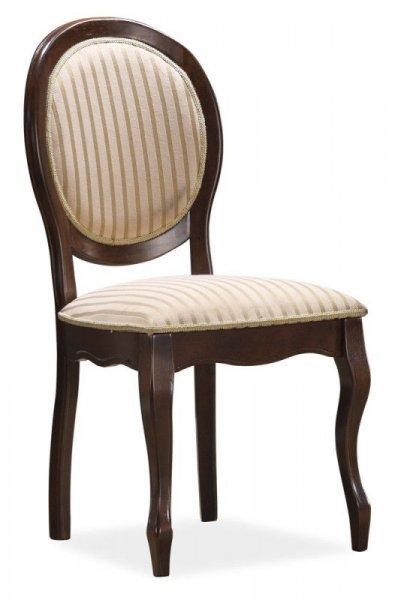 Krzesło drewniane FN-SC ciemny orzech