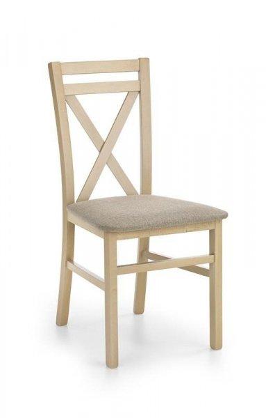 Krzesło drewniane DARIUSZ dąb sonoma