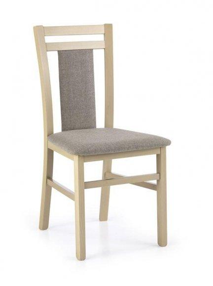 Krzesło HUBERT 8 dąb sonoma/tap. inari 23