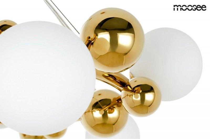 Lampa wisząca VALENTINO S złota