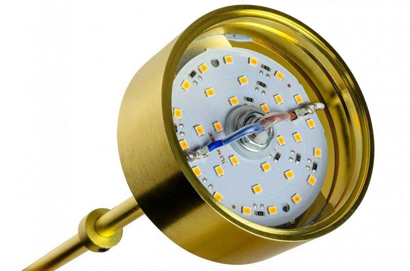 Lampa wisząca CAPRI LINE 5 źródło światła 2