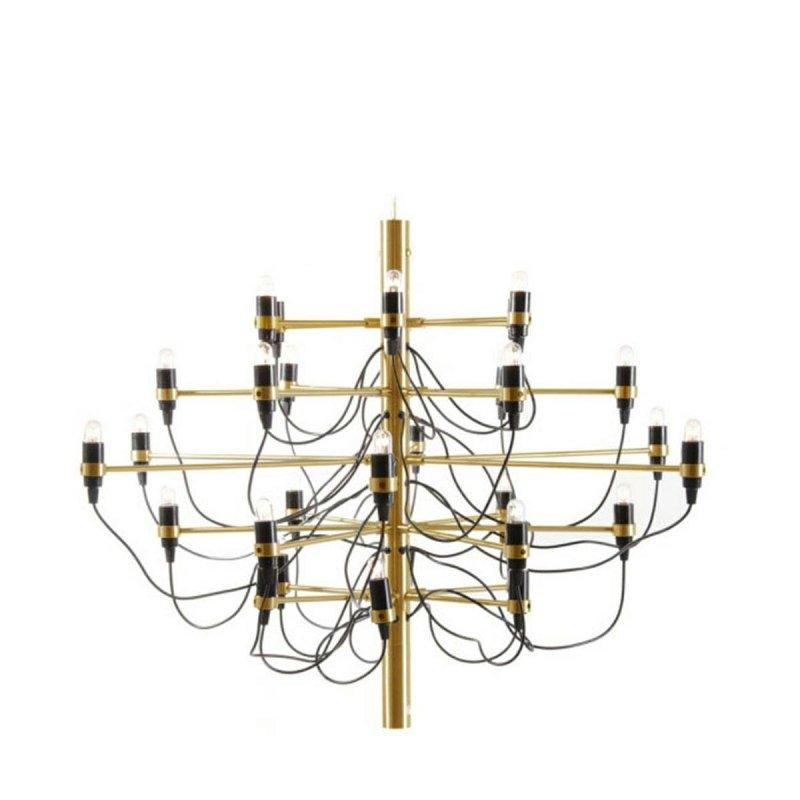Lampa wisząca GINO GOLD 85 złota