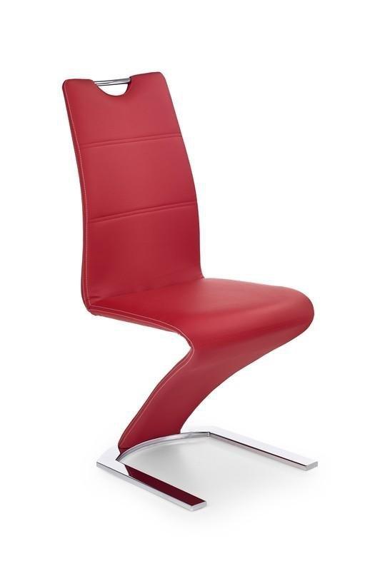 Krzesło K188 czerwone