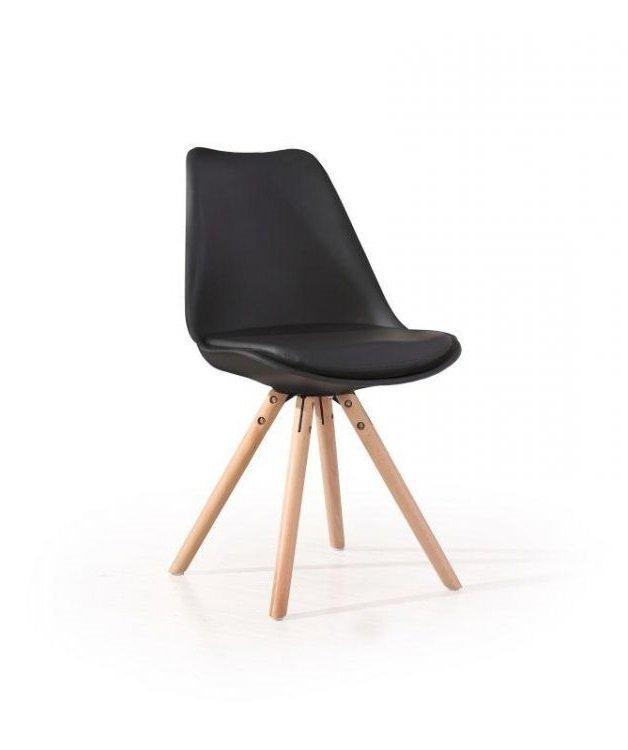 Krzesło K201 czarny