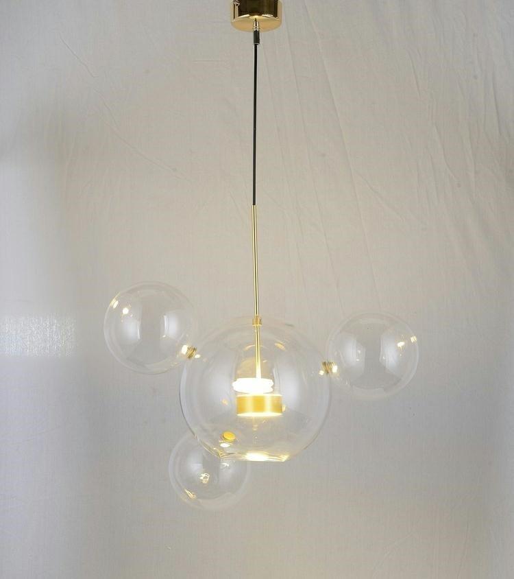 Lampa wisząca CAPRI 4