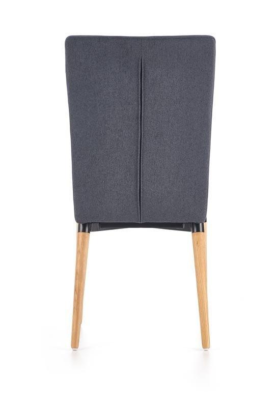 Krzesło K273 ciemno popielate
