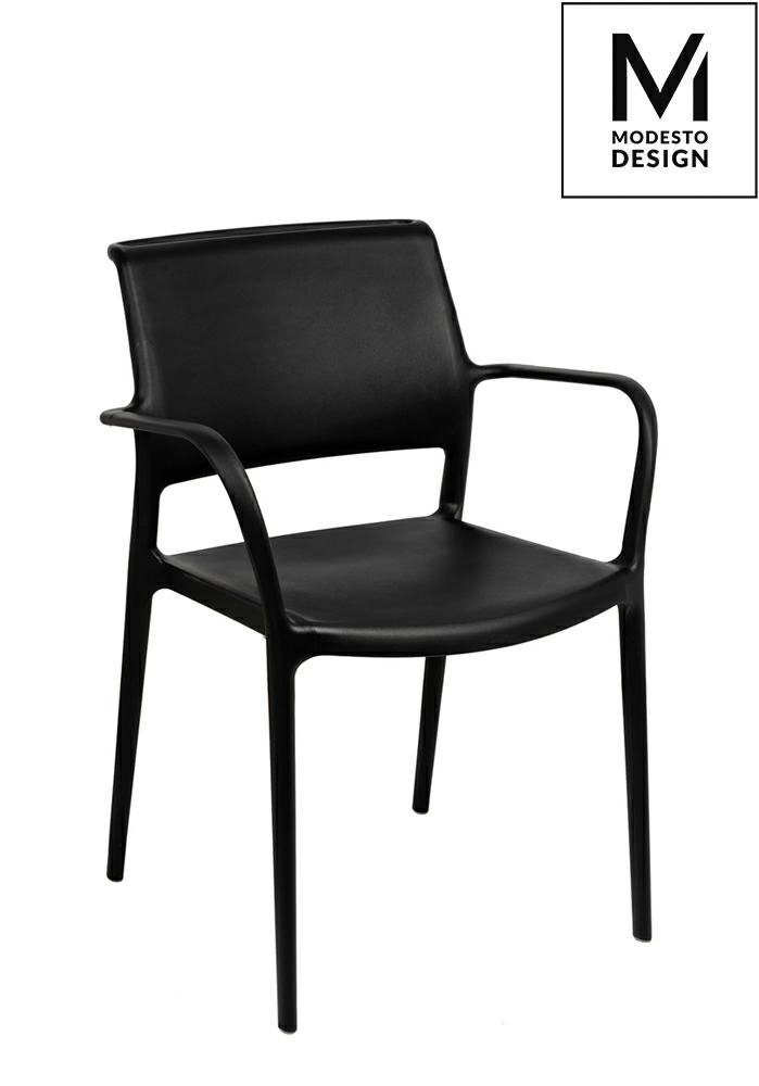 Krzesło PETRA czarne