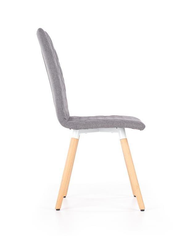 Krzesło K282 popielate