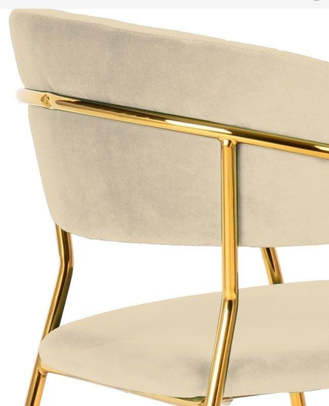 Krzesło MARGO beżowe