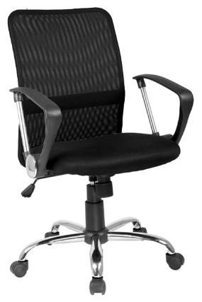 Fotel obrotowy Q078 czarny