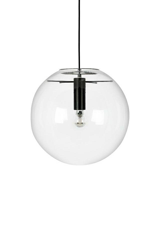 Lampa wisząca SANDRA 35 czarna