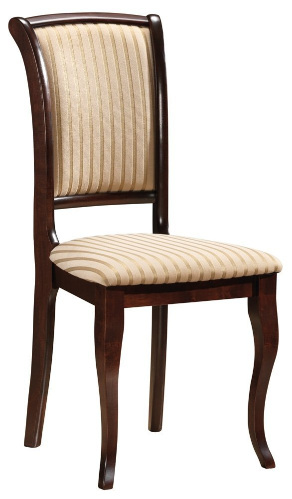Krzesło MN-SC ciemny orzech T19