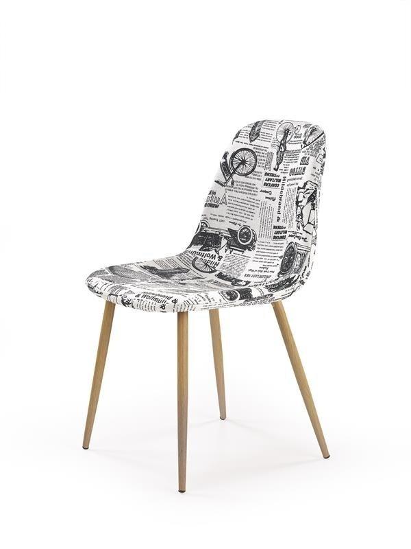 Krzesło K220 wielobarwne